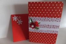 My cards & crafts