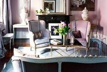 Feminine Eclectic / Whimsical Decor with a Feminine Touch. / by Joss and Main