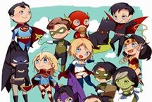 Geekery / All the fandoms!