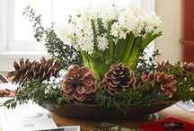 Christmas simple, natural or neutral