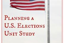 Social Studies: Election / Election resources -- articles, lessons, ideas