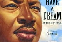 Holidays: MLK, Jr. / Martin Luther King, Jr. Day resources -- articles, lessons, ideas