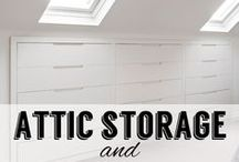 Attic Storage and Loft Conversions