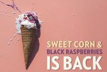 Sweet Corn & Black Raspberries / by Jeni's Splendid Ice Creams