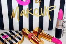 Kiss & Makeup / You don't need makeup, your beautiful without it!  / by Hannah♛✻