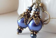 Beading:  Inspirations Earrings / Earrings that I like and will hopefully gain inspiration from / by Shaiha Designs