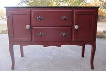 Owner of Hart & Soul Designs / Painted furniture by Hart & Soul Designs