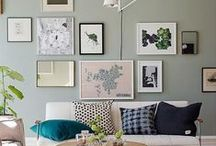 Prints and Posters / Unique wall decor for a lived-in home.