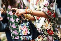 Needlework Fashion / by Rittenhouse Needlepoint