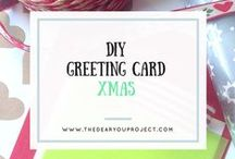 DIY - greeting cards / Diy card e notes for everything you want