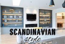 Scandinavian Style Home