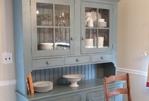 Barnwood Hutches, Armoires and Buffets / Storage Ideas from Barn-wood Hutches to buffets  even Armories everyone needs some extra storage space Everything you see can be made in a custom size to fit your space.