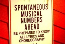 spontaneous singing and dancing ahead. / Musicals = My Life.  <3