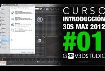 Introduccion 3d max 2012