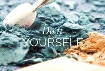 DO IT YOURSELF / A dream complexion, a new evening look, flawless eye-liner and a healthy glow: you don't have to be a make-up artist to get beautiful make-up. Just follow Clarins' simple steps and beauty tips. / by Clarins