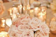 Wedding ... I DO !! / Le mariage, c'est la volonté à deux de créer l'unique / by Laure Rrrrhhh