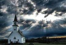 Kansas Churches / by barb lehmann