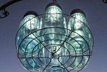 Vintage Jars / Vintage Mason Jars, Ball Jars, Atlas Jars ... we love them all! www.etsy.com/search?q=teamvam+jars