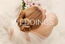 A BEAUTIFUL WEDDING / With Clarins, brides are more beautiful. Get real life French beauty secrets for your big day here. / by Clarins