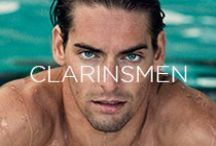 CLARINSMEN / Between work, family, workouts, pollution, stress- and just life in general- a man's skin can get down and dirty. Give your skin the tools it needs to man-up against whatever comes its way / by Clarins