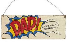 fathers day gifts for the nerd dad / by Renee Snider