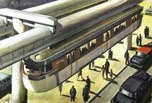 Retro-futuro - Monorail - Safete