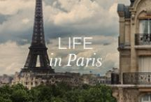 LIFE IN PARIS / Since Jacques Courtin Clarins opened his first beauty institute on Rue Tronchet in Paris in 1954, Clarins has embodied the French approach to beauty. 60 years later, all Clarins products are still made in France. Get an inside look at our favorite spots in the City of Lights.