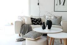 LIVING ROOM | HOME
