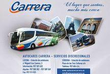 Alquiler autobús y microbús / Alquilar autobús