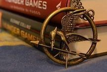 """the mockingjay lives. / The Hunger Games 