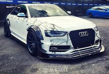 Audi Five / A5, S5, RS5 and mods