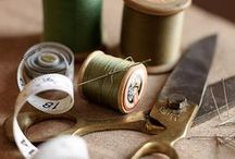 Vintage Sewing & Notions