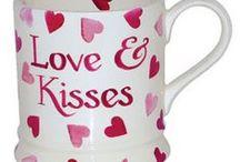 Valentines Pottery Ideas