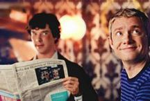 """the game is... something. / BBC Sherlock 