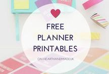 digis & printable: planner ☺