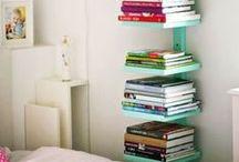 bookshelves ☺