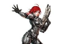 Mass Effect 3 Bishoujo