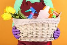 Cleaning & Organising tips