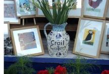 Crail - shops / Shops and cafes in the village of Crail for the purchase of essentials and luxuries during your stay in Crail, Fife. Stay at http://www.2crail.com