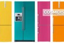 FRIDGE COLOURS I Χρωματιστά Ψυγεία / Φανταστείτε το ψυγείο σας σε ό,τι χρώμα θέλετε και εμείς θα σας το ντύσουμε! Imagine your fridge in any colour and we will make it happen!