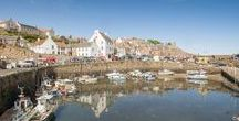 Village of Crail, Fife / Things to delight around the village of Crail.