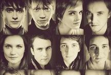 Harry Potter Fandom / by Christina Terry