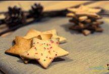 Gourmandises de Noël / Jolies idées hivernales