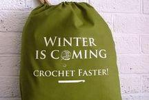 CROCHET, TRICOT e outros (2) / Segundo album / by jacqueline abecassis