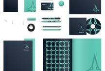 Branding / Identity / Visual identity to inspire your brands / Identidad visual para inspirar tus marcas