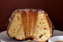 BUNDT CAKE / BABKI / by Ela Janiak