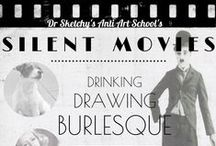 Silent Movies / March 19th at the City Screen York to draw the stars of the silver screen!
