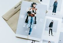 (fashion) layouts catalogs prints / all about fashion layout, catalog and prints. / by Gladiola Larasati