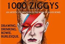 Night of 1000 Ziggys / Join Dr Sketchy's Anti-Art School York for an artistic celebration of the life of the late, great David Bowie, at City Screen Basement Bar on Thursday 11th February.