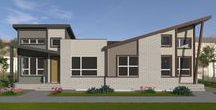 Creekstone Homes / Creekstone Homes is Stapleton's latest builder.  They will be building ranch style (one-story) paired homes.